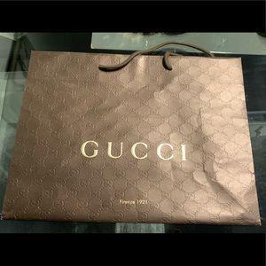 Gucci Shopping Bags - Bundle
